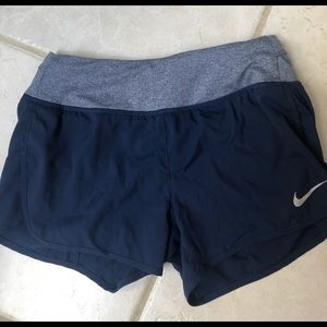 Nike Dri-Fit workout shorts (2.5 inch inseam)